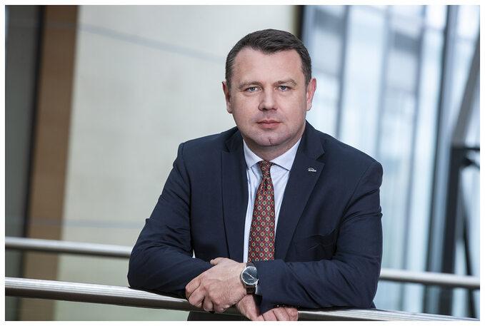 Paweł Szczeszek, prezes Enei
