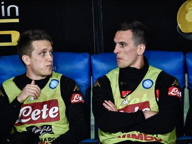 Milik i Zieliński nie zagrają na Euro U-21. Napoli wysłało pismo do PZPN