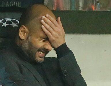 Guardiola: Przegraliśmy, bo graliśmy okropnie
