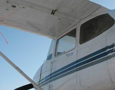 USA: nikt nie zauważył, że samolot się rozbił. Pilot nie żyje