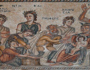 Starożytna mozaika okazała się dziełem wymierzonym w chrześcijan. Nową...