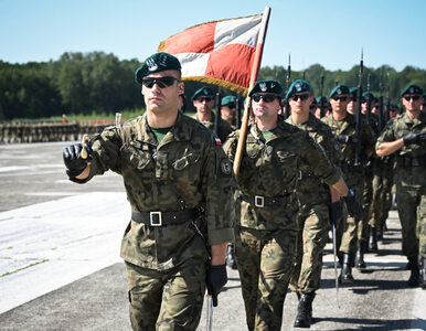 """Święto Wojska Polskiego. Zobaczcie, jak wyglądała próba defilady """"Wierni..."""