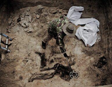 Ofiary katyńskie w obiektywie Rigamontiego