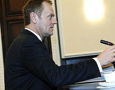 """""""Tusk jest zainteresowany podsycaniem konfliktu z PiS-em"""""""