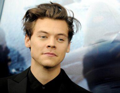 Bezdomny prześladował Harry'ego Stylesa. Twierdzi, że piosenkarz...