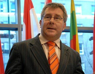 Czarnecki: Gowin chce zostać wyrzucony z PO