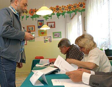 Niespełna 40 proc. Polaków oddało głos