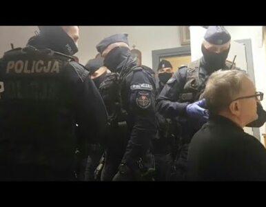 Modlitwa w nielegalnej kaplicy. Ponowna interwencja policji