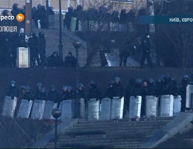 Szef ochrony Majdanu: Sytuacja jest krytyczna. Zwracam się do UE o pomoc
