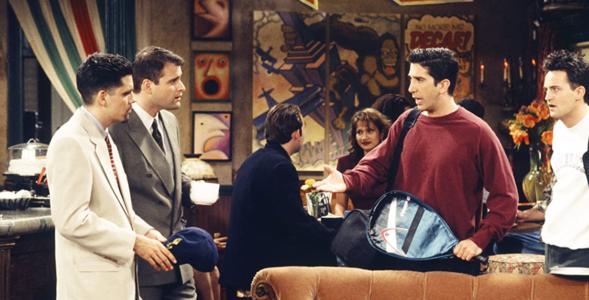 """Serial """"Przyjaciele"""" – quiz. Pamiętacie, jakie zwierzę przejechała Phoebe?"""