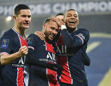 Pojedynek gigantów w Lidze Mistrzów. PSG zagra u siebie z Manchesterem City