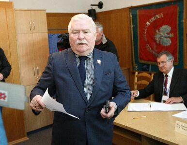 Wałęsa o wygranej Dudy: Byłem przekonany, że tak będzie