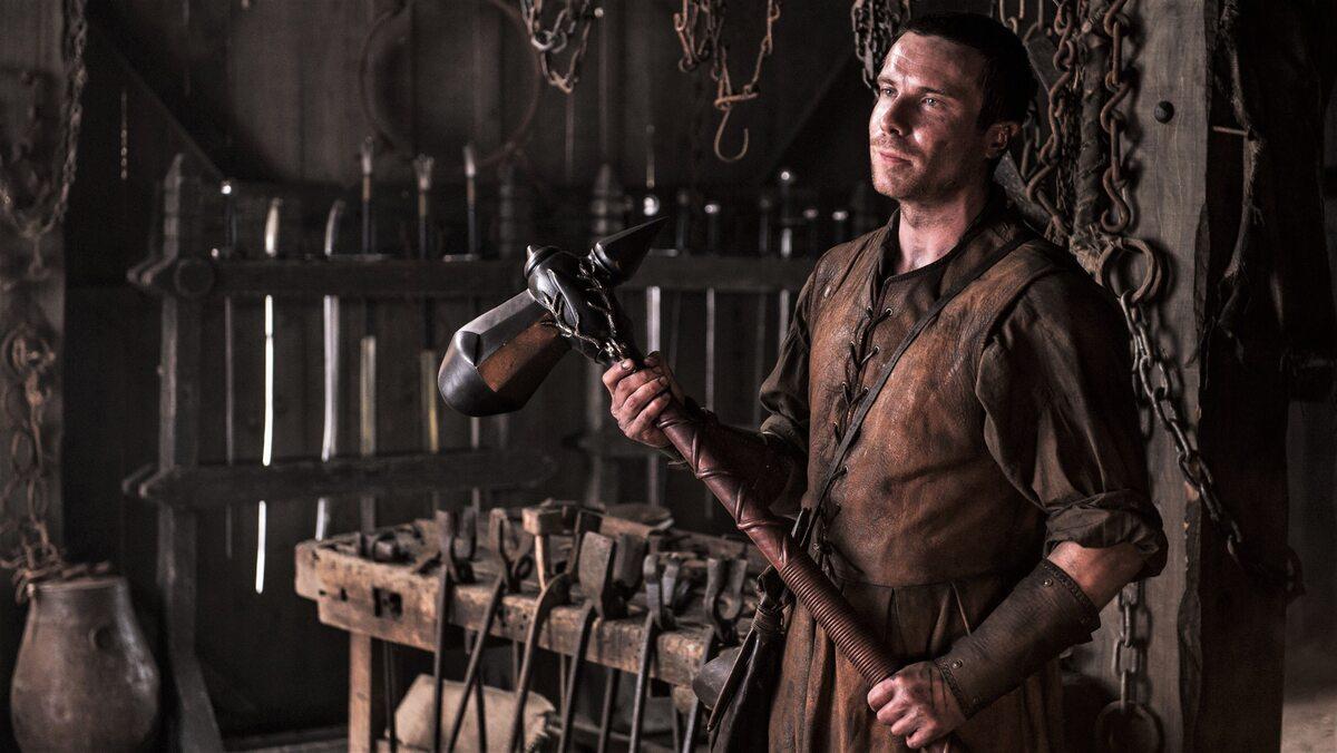 Gendry w 8. sezonie serialu