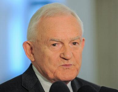 Miller: Jarosław Kaczyński celowo nie wspomniał o prezydencie Dudzie