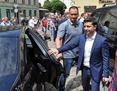 Sługa Narodu zwycięża na Ukrainie. Wejdzie w koalicję ze znanym wokalistą?