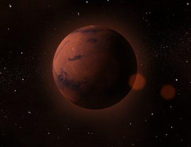 Czy 3 mld lat temu na Marsie była woda?