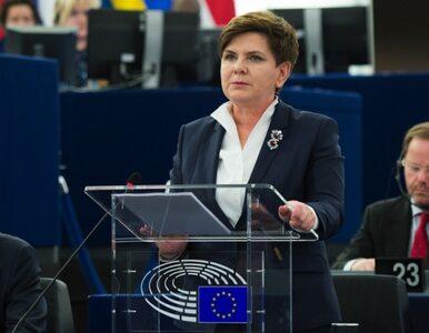 Jak wypadła Szydło w trakcie debaty w PE? Zagraniczne media komentują