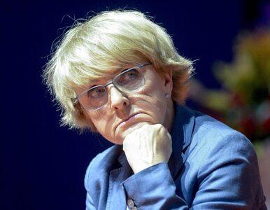 Danuta Hübner: Wiele inwestycji jest zagrożonych. Rząd strzela...