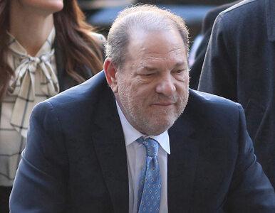 Harvey Weinstein w bardzo złym stanie? Prawnicy walczą, by nie doszło do...