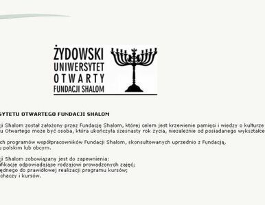 Żydowski Uniwersytet Otwarty zaczyna semestr