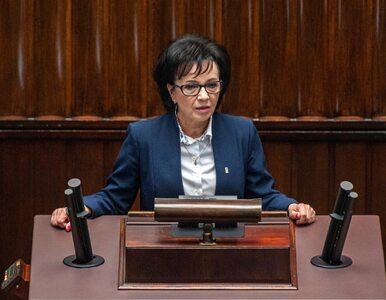 Elżbieta Witek marszałkiem Sejmu. Tylko Konfederacja głosowała przeciw