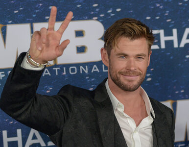 """Chris Hemsworth w nowym filmie Netfliksa. Powstaje kontynuacja """"Tyler..."""