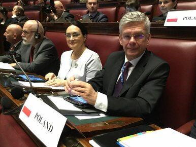 Karczewski w Rzymie: Nie ma zgody na Europę dwóch prędkości