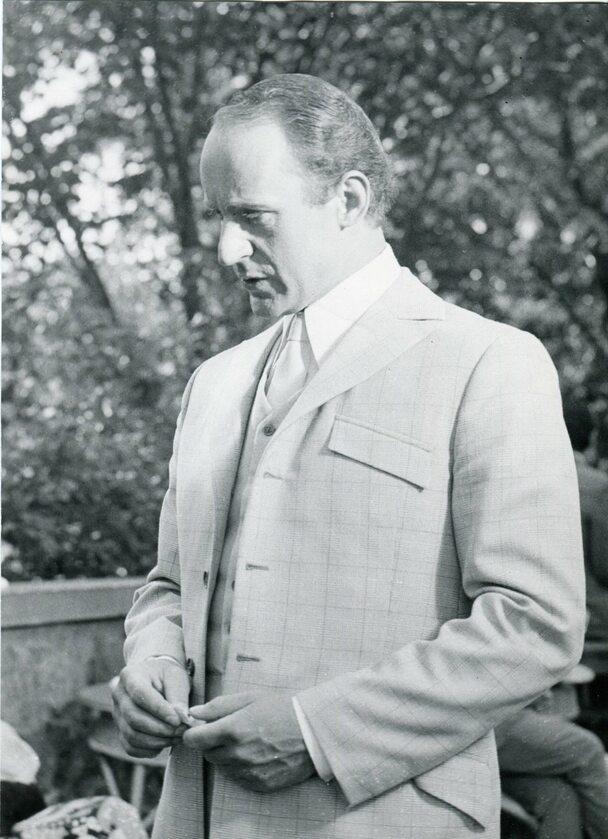 Piotr Fronczewski jako hrabia Trestka