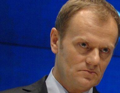 """Tusk zrzeknie się przywództwa w PO? """"Nie wypada łączyć tych funkcji"""""""