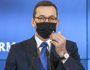 Morawiecki z wizytą w ARM. Premier zapewnia, że respiratorów nie zabraknie
