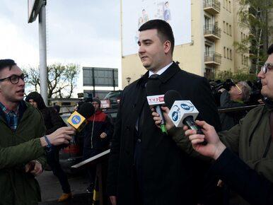 Misiewicz szczerze: Nie mam żalu do prezesa PiS