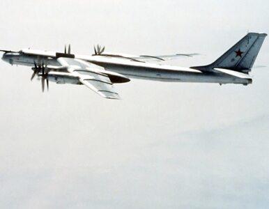 Rosyjskie bombowce nad Morzem Japońskim. Japonia podrywa myśliwce