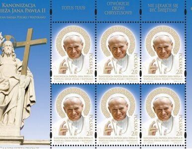 Nikt na świecie nie miał tylu znaczków co... Jan Paweł II