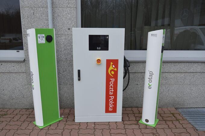 Poczta Polska _ testy aut elektrycznych o ładowności do 800 kg (7)