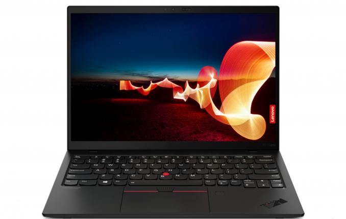 X1 Nano totakże pierwszy ThinkPad zfunkcjami zabezpieczeń ThinkShield, które wykorzystują sztuczną inteligencję idane biometryczne