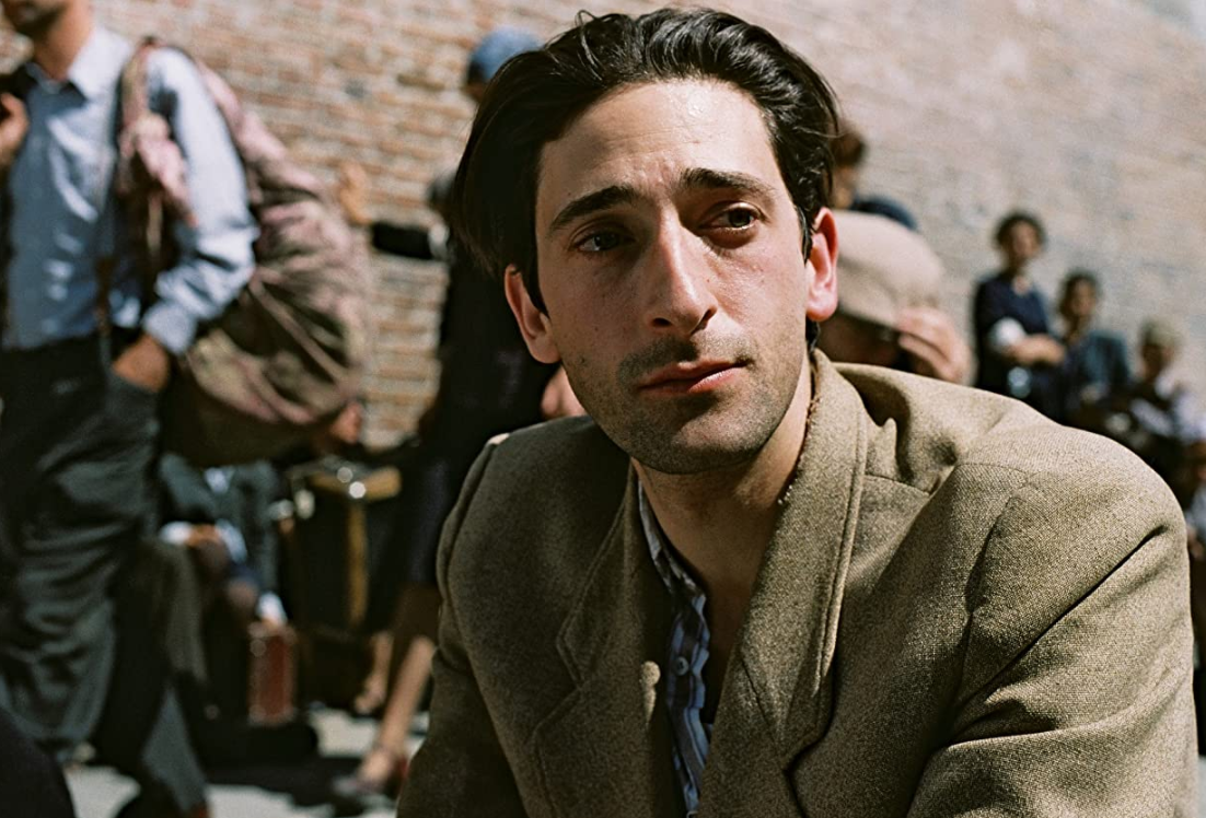 """Kadr z filmu """"Pianista"""""""