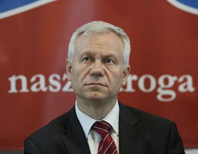 Jurek: Najsłabszą stroną rządu jest  kierownictwo partii rządzącej,...