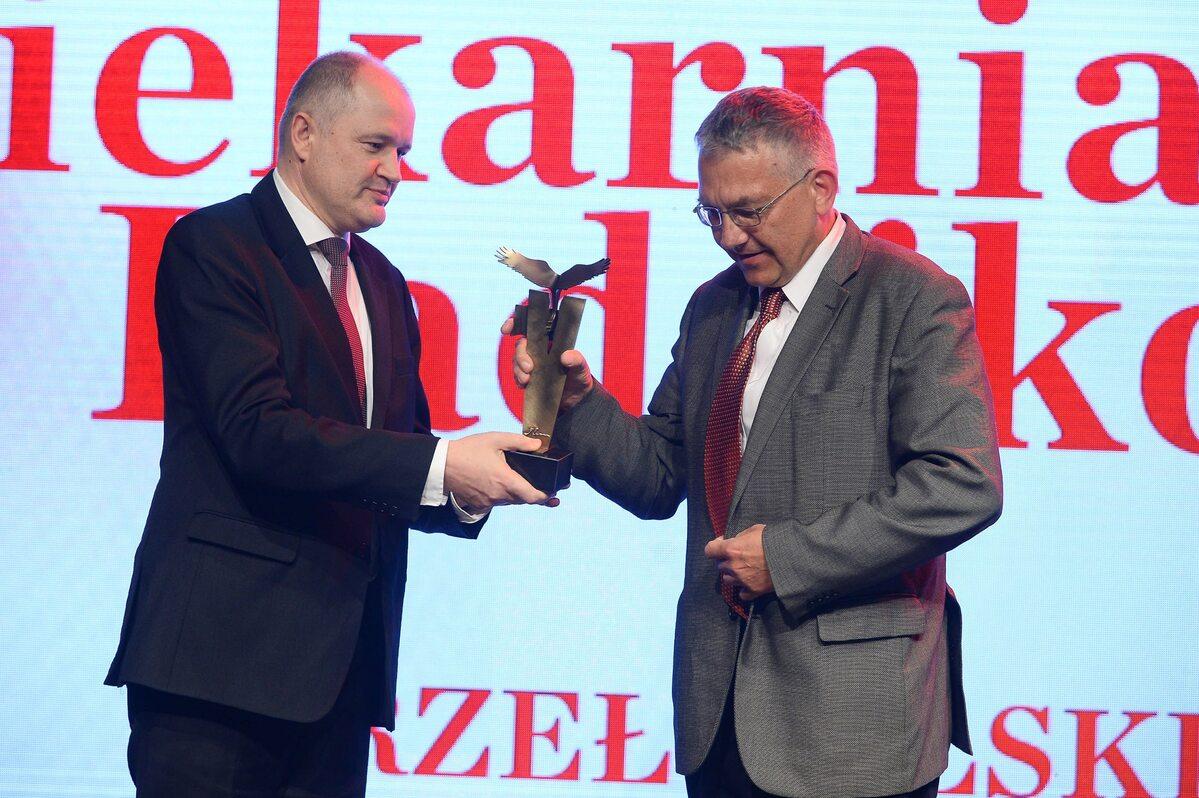 Nagroda dla firmy Piekarnia Ratuszowa Radzikowscy s.c.