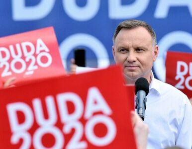 Andrzej Duda o postawie rywali w wyścigu prezydenckim: Dzisiaj można...