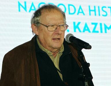 """Michnik prosi Szwedów o wsparcie dla """"GW"""". """"Pomóż uratować wolne media w..."""