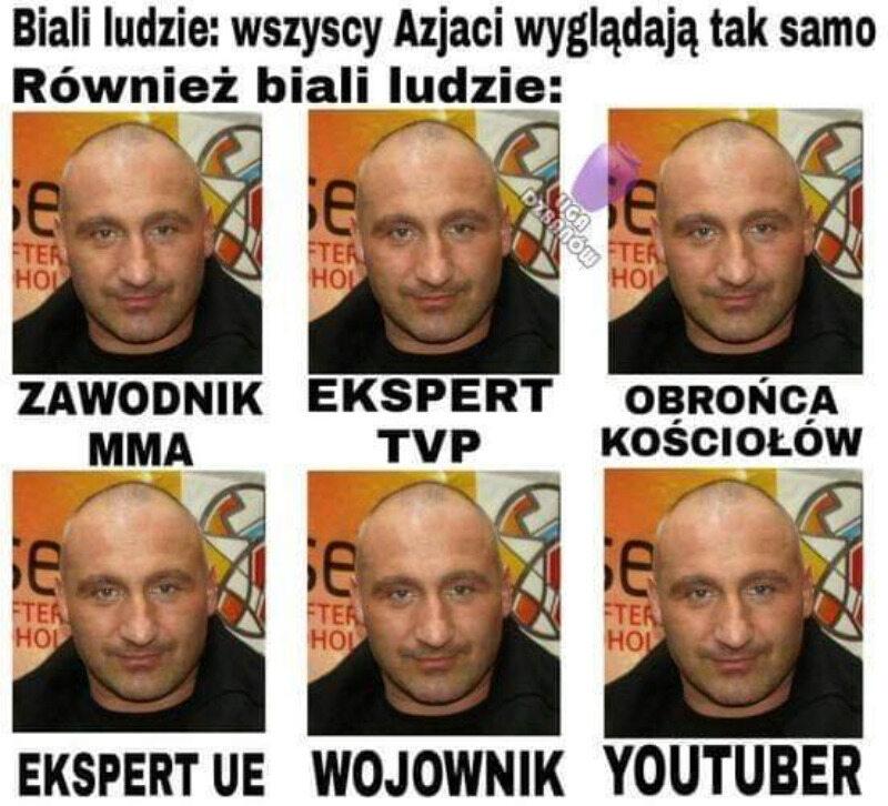 Mem z Marcinem Najmanem w roli głównej