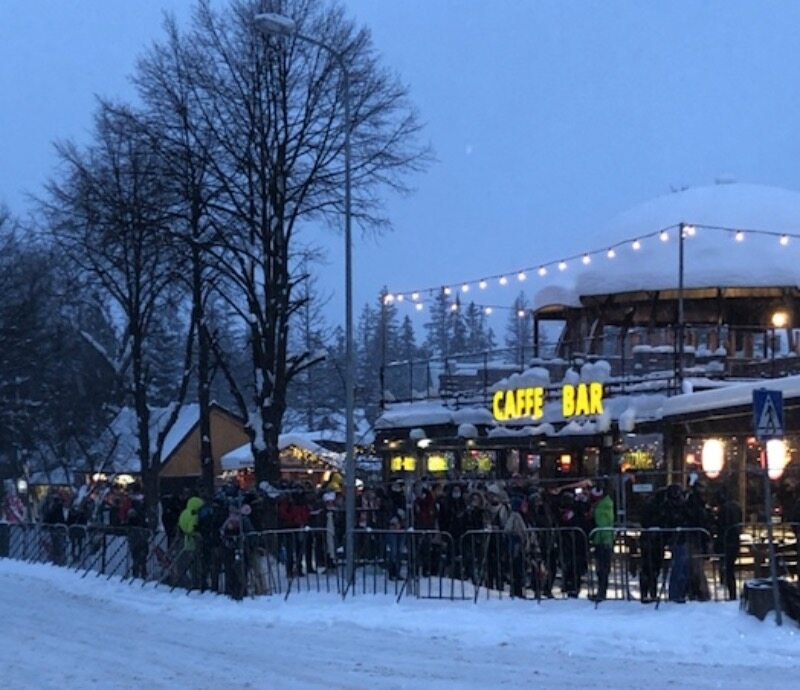 Zakopane w weekend Pucharu Świata w skokach narciarskich