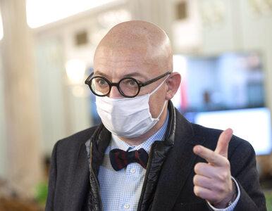 Michał Kamiński zrobił test na koronawirusa. Dostał wyniki... Mariusza...