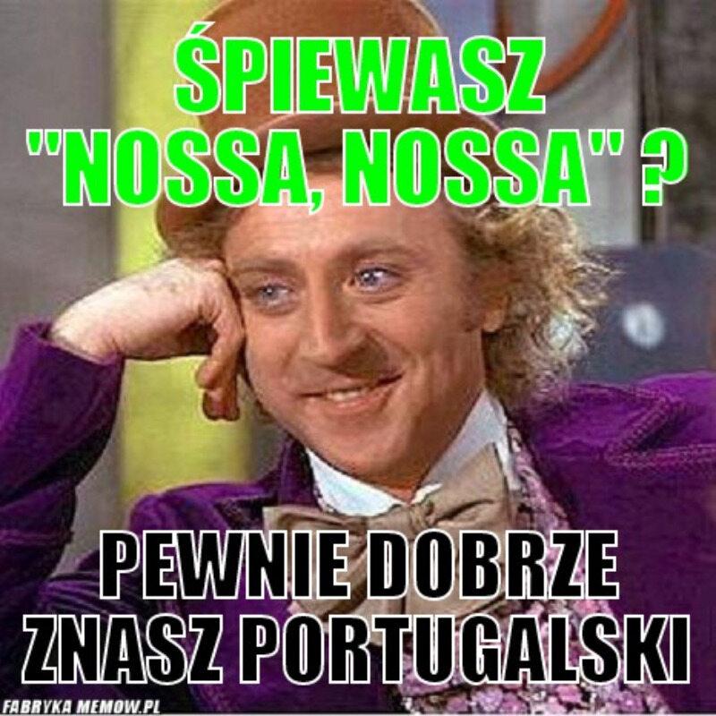 Mem z Willym Wonką