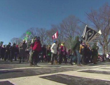 Mieszkańcy USA protestują przeciwko aborcji
