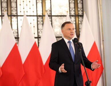 Sondaż. Andrzej Duda z gigantyczną przewagą nad konkurencją. Prezydent...