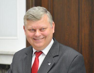 """Sejm nie ukarał Suskiego za zdjęcie w toalecie. """"Chłopięcy żart"""""""