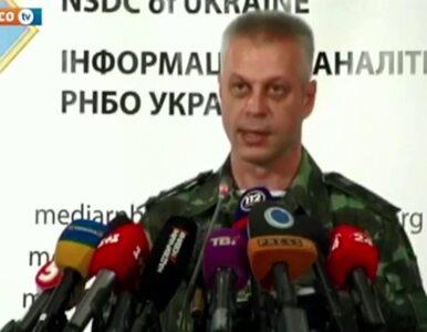 Rada Bezpieczeństwa Ukrainy: Separatyści od wczoraj porwali 22 cywilów