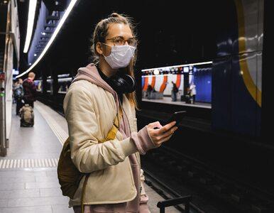 Naukowcy: Noszenie masek kluczowe dla powstrzymania epidemii COVID-19