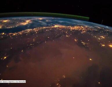 Tak wygląda Europa z kosmosu. Majestatyczny timelapse nagrany z...